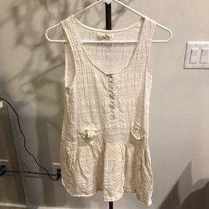 Urban Outfitters lurex dress w/pockets